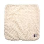 View Image 2 of Snuggle Pup Sleeping Bag Dog Bed by Hello Doggie - Rosebud Cream