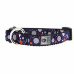 View Image 1 of Soda Pop Reflective Dog Collar - Blue