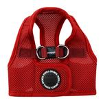 View Image 1 of Soft Harness Vest by Puppia - Wine