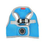 View Image 1 of Soft Mesh Vest Dog Harness by Puppia - Sky Blue