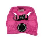 View Image 1 of Soft Harness Vest by Puppia - Pink