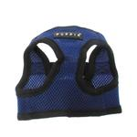 View Image 3 of Soft Harness Vest by Puppia - Royal Blue