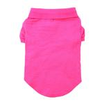 View Image 2 of Solid Dog Polo by Doggie Design - Raspberry Sorbet