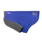 View Image 1 of Solis UV Coverup Dog Shirt by RC Pet - Electric Blue/Charcoal
