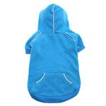 View Image 1 of Sport Dog Hoodie by Doggie Design - Blue Curacao
