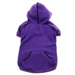View Image 1 of Sport Dog Hoodie by Doggie Design - Ultra Violet