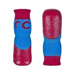 View Image 1 of Sport PAWks Dog Socks - Super Cyan