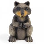 View Image 1 of Sportsmen Latex Squeeze Meeze Dog Toy - Raccoon