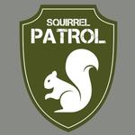 View Image 2 of Squirrel Patrol Dog Shirt - Gray