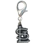 View Image 1 of St. Louis Cardinals Logo Dog Collar Charm