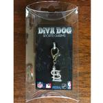 View Image 2 of St. Louis Cardinals Logo Dog Collar Charm