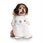 View Image 2 of Star Wars Princess Leia Dog Halloween Costume