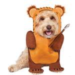 View Image 1 of Star Wars Running Ewok Halloween Dog Costume
