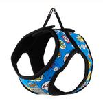 View Image 1 of Step-in Cirque Dog Harness - Comic Sounds