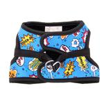 View Image 3 of Step-in Cirque Dog Harness - Comic Sounds