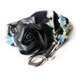 View Image 3 of Step-In Dog Harness by Diva Dog - Coco Blue