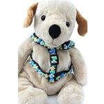 View Image 1 of Step-In Dog Harness by Diva Dog - Coco Blue