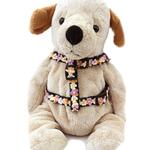View Image 1 of Step-In Dog Harness by Diva Dog - Coco Maize
