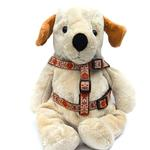 View Image 1 of Step-In Dog Harness by Diva Dog - Venice Ivory