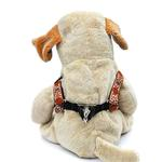 View Image 2 of Step-In Dog Harness by Diva Dog - Venice Ivory