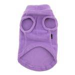 View Image 3 of Stretch Fleece Dog Vest by Gooby - Lavender