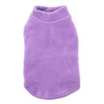 View Image 4 of Stretch Fleece Dog Vest by Gooby - Lavender