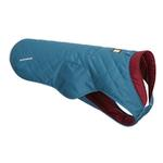 View Image 1 of Stumptown Dog Jacket by RuffWear - Metolius Blue
