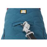 View Image 2 of Stumptown Dog Jacket by RuffWear - Metolius Blue