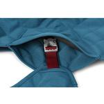 View Image 3 of Stumptown Dog Jacket by RuffWear - Metolius Blue