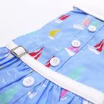View Image 7 of Summer Beach Dog Dress by Dogo