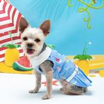 View Image 10 of Summer Beach Dog Dress by Dogo