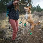 View Image 2 of Summit Trex Dog Boots by Ruffwear - 4 Pack - Meadow Green