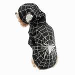 View Image 1 of Superhero Dog Costume - Black Spider Dog