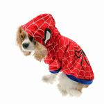 View Image 2 of Superhero Dog Costume - Red Spider Dog
