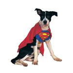 View Image 1 of Superman Dog Halloween Costume
