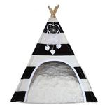 View Image 2 of Sweet Dreams Teepee Dog Bed by Hello Doggie