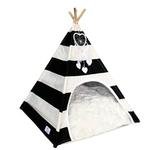 View Image 1 of Sweet Dreams Teepee Dog Bed by Hello Doggie
