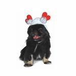 View Image 1 of Sweet Heart Dog Hat by Dogo