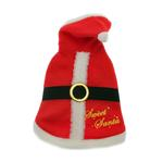 View Image 1 of Sweet Santa Christmas Dog Jacket