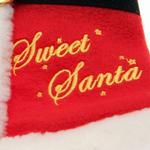 View Image 3 of Sweet Santa Christmas Dog Jacket