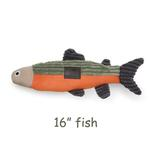 View Image 3 of Tall Tails Fish Dog Toy