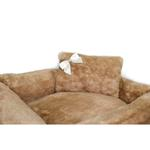 View Image 2 of Teddy Bear Dog Bed by Hello Doggie