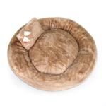 View Image 3 of Teddy Bear Dog Bed by Hello Doggie