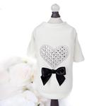 View Image 1 of Oh My Heart Dog Tee by Hello Doggie