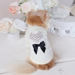 View Image 2 of Oh My Heart Dog Tee by Hello Doggie