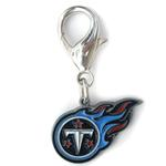 View Image 1 of Tennessee Titans Logo Dog Collar Charm