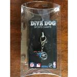 View Image 2 of Tennessee Titans Logo Dog Collar Charm