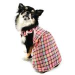 View Image 4 of Annie Dog Tank Dress by Pinkaholic - Pink
