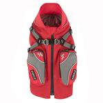 View Image 1 of Teton Dog Vest by Puppia Life - Red
