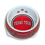 View Image 1 of Texas Tech Plastic Dog Bowl